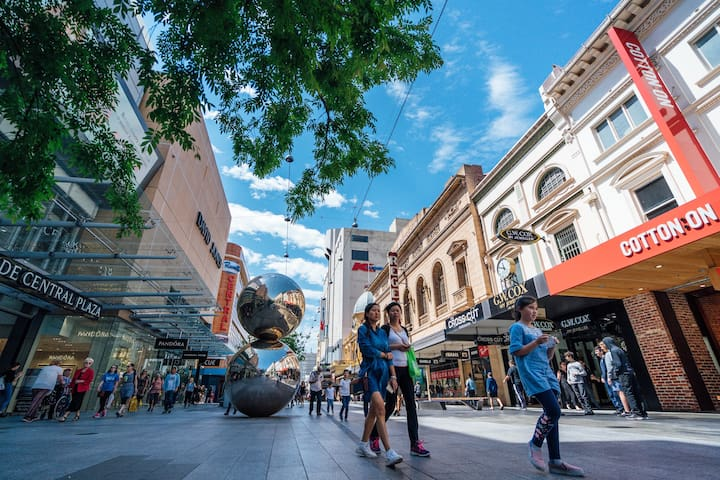 Guidebook for Adelaide