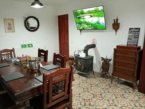 Costa's Cozy Villa Black Sea