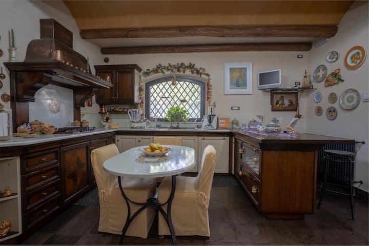 Casale Manna dell'Etna