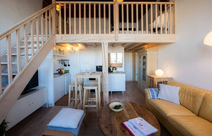 Le Woody - Charming & authentic Canut style apartment close to Croix Rousse