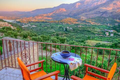 ☀️ Astrostudio-2 Crete ☀️ Sea and Mountains View