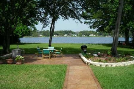 LAKEFRONT HOME NEAR ALL ATTRACTIONS - Apopka - Casa