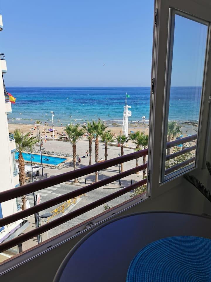 Apartamento Calpe Arenal-Bol Beach