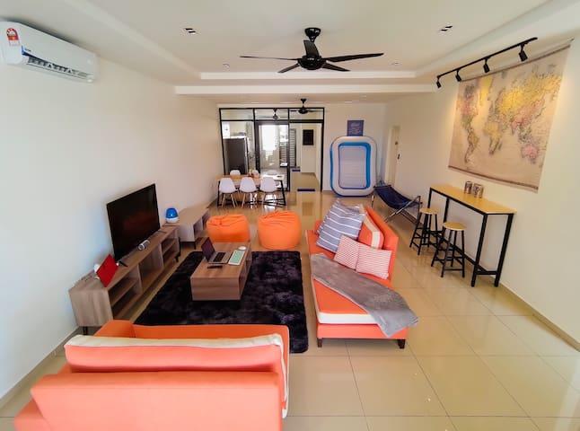 The Pallet house @ Bandar Sri Sendayan (Seremban)