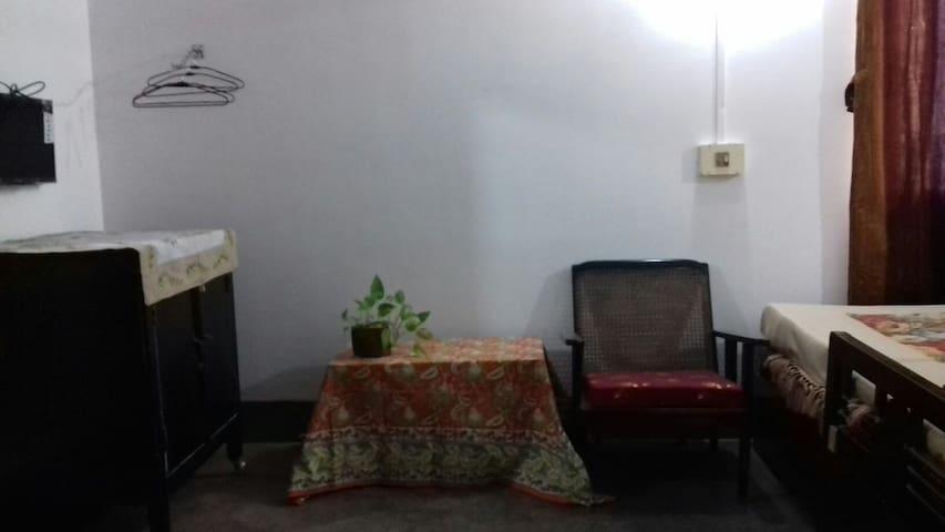 Studio apartment on terrace - Guwahati, Assam, IN - Leilighet