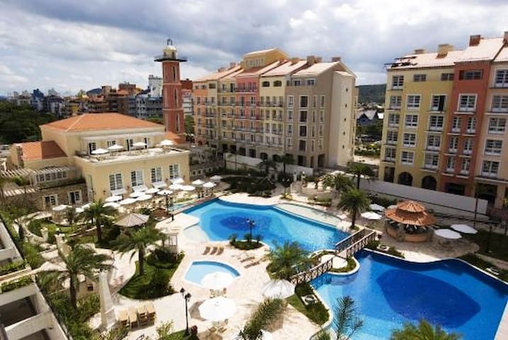 Hotel Il Campanário - Jurerê Internacional