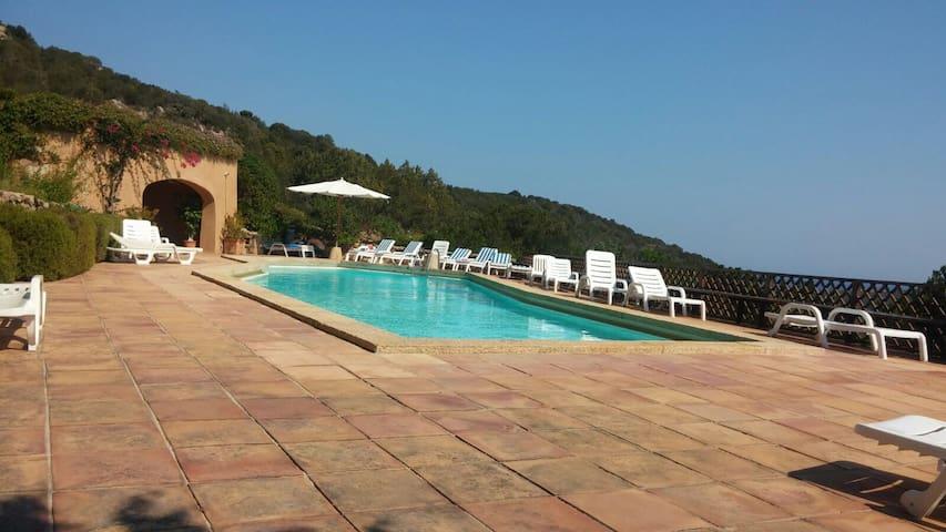 Cameretta indipendente piscina,golf - Cala di Volpe