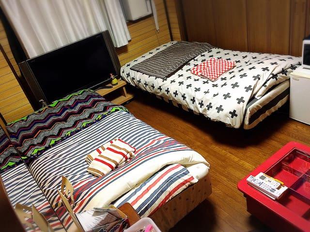 Odawara / Hakone     shere house - Odawara-shi - Daire