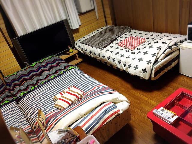 Odawara / Hakone     shere house - Odawara-shi - Apartment