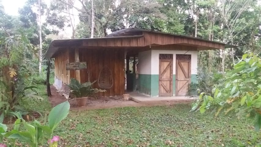 Comfortable Organic Farm cabin - Sarapiquí - Nature lodge