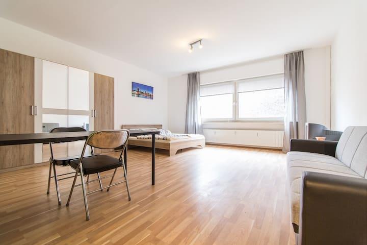 Big apartment - Dortmund - Apartamento