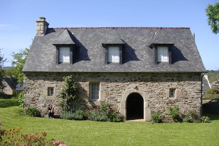 Authentique  maison Bretonne - Minihy-Tréguier