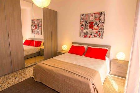 Cozy bright apartment in Piacenza - Piacenza - Wohnung