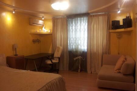 Modern elegant luxury apartment - Moskva - Apartemen