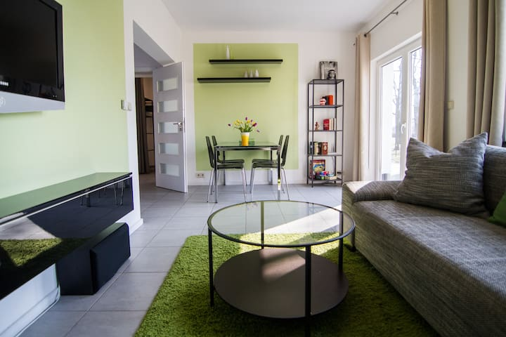 great holiday flat in Leipzig - 라이프치히