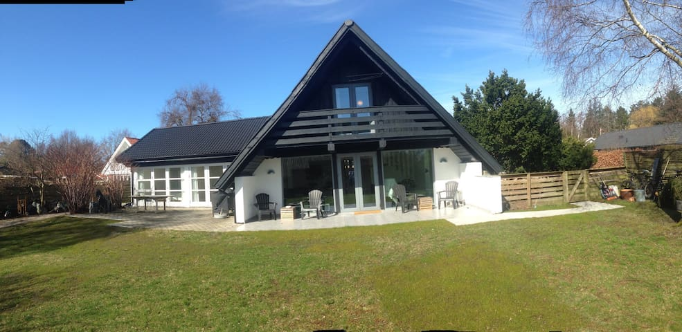 Nice house,near to beach and nature - Rørvig - Casa