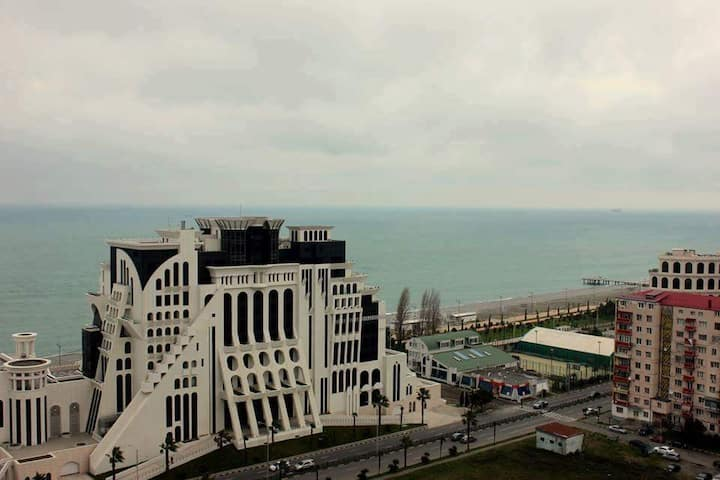 Batumi Orbi Plaza apartment