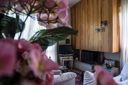 Villa con giardino - Lesa