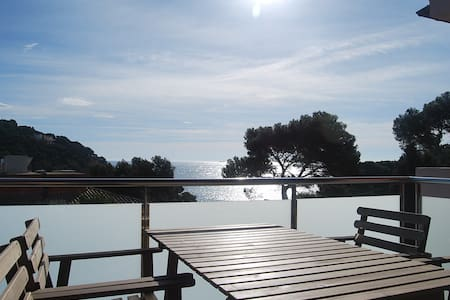 Amazing views near the beach - Tamariu - Apartament