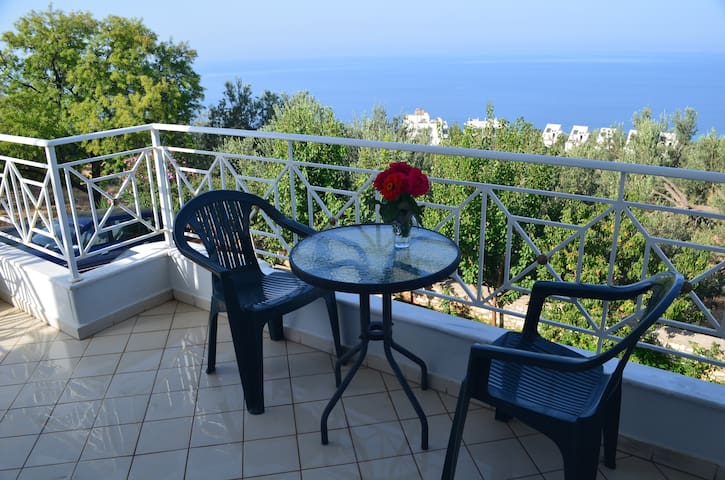 Panorama Apartment in Dhermi - 10 - Dhërmi - Lägenhet