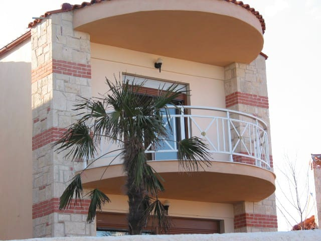 Family Villa in Afytos Chalkidiki - Afytos - Ev