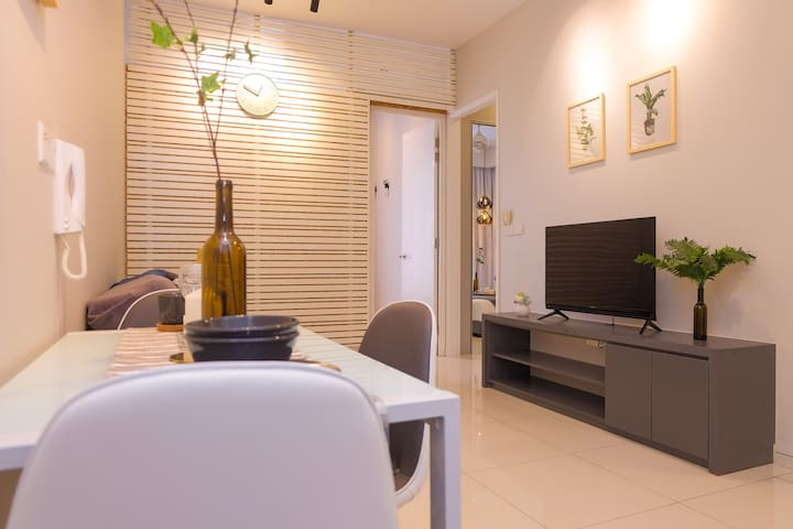 Deluxe 2BR Suite 5mins to Kuala Lumpur City Centre