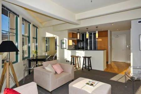 Central City Room - Wellington - Huoneisto