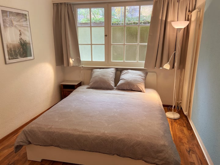 Lausanne Center 1 bedroom apartment Charming