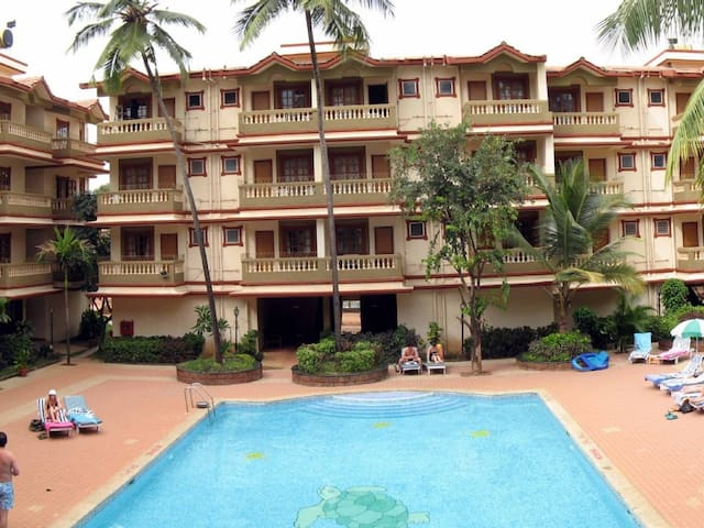 Apartment in Highland Beach Resort - Bardez, North Goa - Apartamento