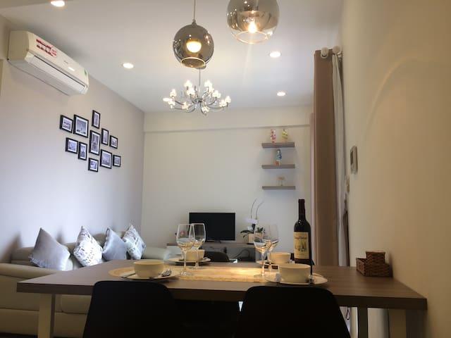Masteri Luxury Apartment - Saigon River View - Hồ Chí Minh - Appartement
