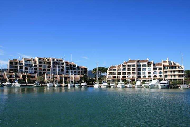 Au cœur du Golfe de St Tropez