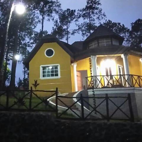 Hermosa casa en jarabacoa para disfrutar