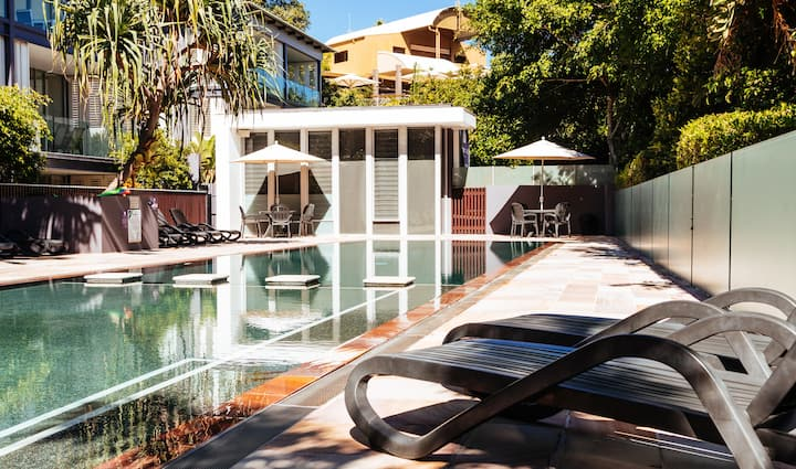 noosa apartment with stunning views unlimited wifi