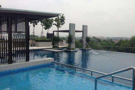 3 Bedrooms Apartment at Bukit Indah - Johor Bahru