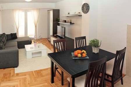 MAKARSKA Central City Apartment