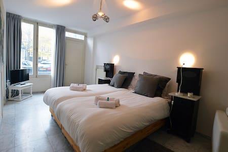 Gorgeous private City Centre canalhouse apartment - Amsterdam - Apartament