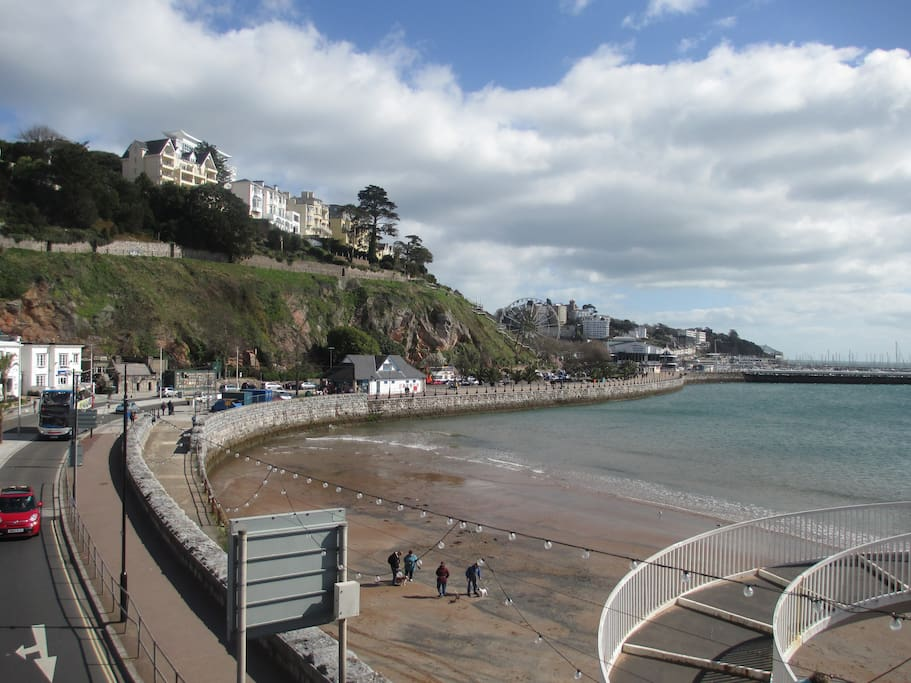 Sunny Torquay - top English seaside resort for 2015