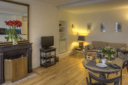 1 bdr, Parisian Charm by the Seine - Paris