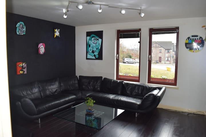 *NEW* AMAZING 2 BEDROOMS FLAT - Aberdeen - Appartamento