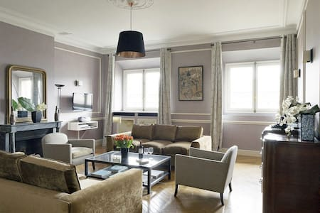 2 bdrm, Charm Across from Louvre - Parigi - Villa