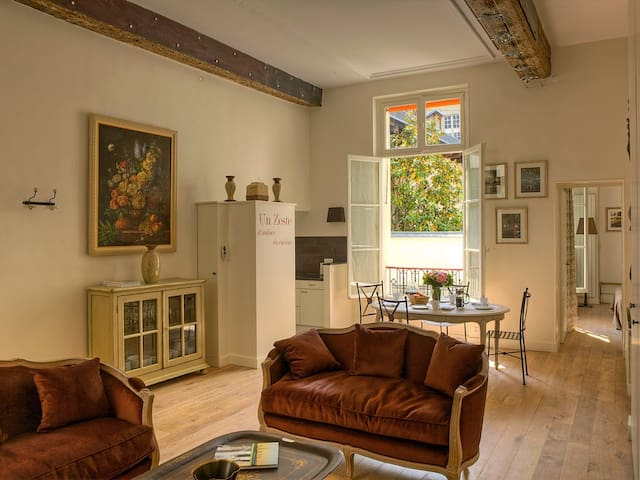 2 bdrm, Oasis on the Seine - Paris - Villa