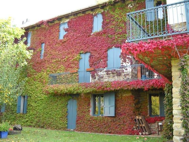 Casa di campagna immersa nel verde - San Giorgio Scarampi - House