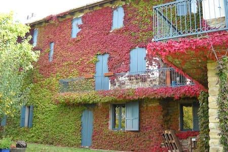 Casa di campagna immersa nel verde - Hus