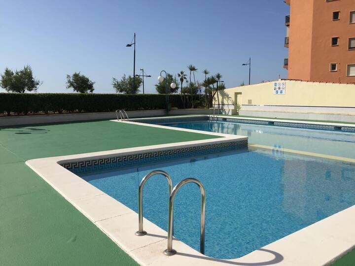 Apartments on the seafront. Ref. Europeñíscola-46