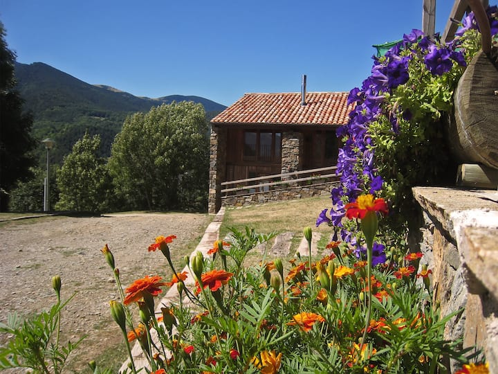 Nice Mountain cottage, Catalan Pyrenees.