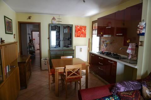 Appartamento centrale a Castelnovo Monti