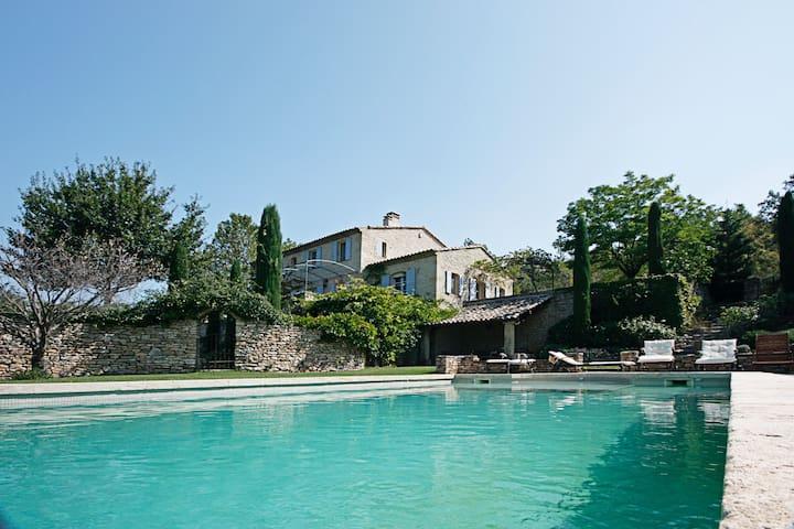 Mas Du Chardonnay: 112899 - Bonnieux - Villa