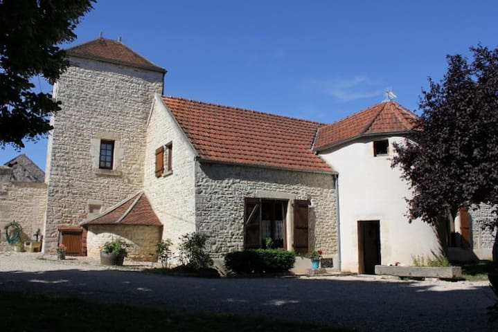 LE PETIT ANTONNAY ch. coquelicot - Sarry - Bed & Breakfast