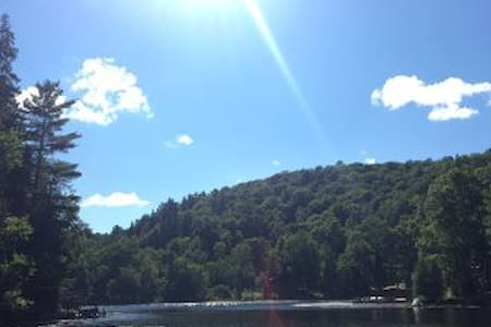 Beautiful Algonquin Cottage Experience