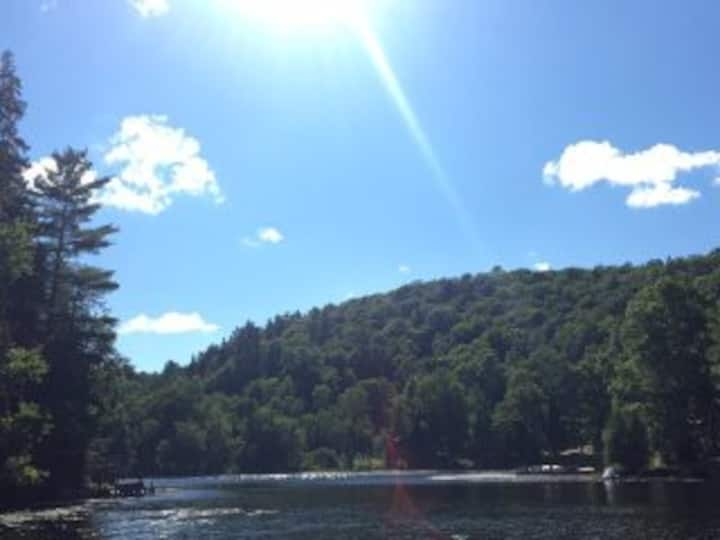 Beautiful Algonquin Cottage Experience FALL Avail